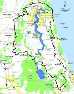 The Lower St. Johns River Basin (LSJRB)